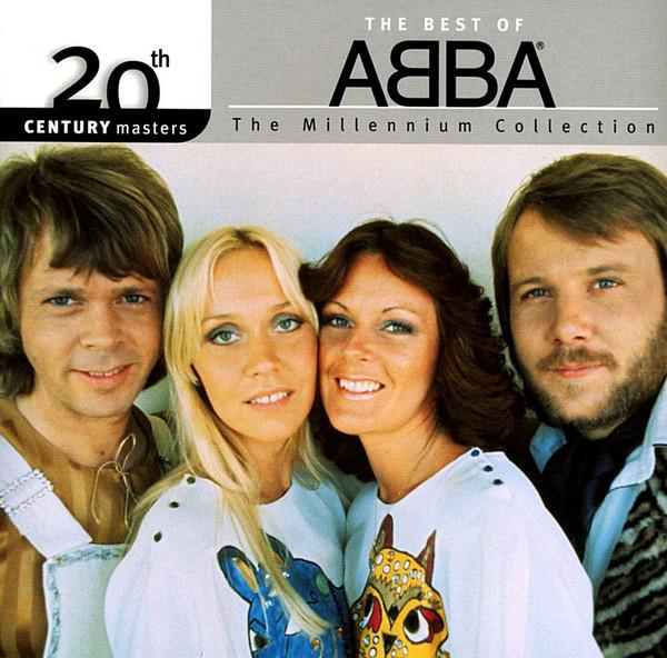 Đĩa CD - The Best Of ABBA (Made...